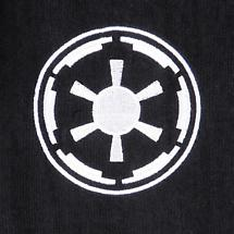 STAR WARS BATHROBE - GALACTIC EMPIRE