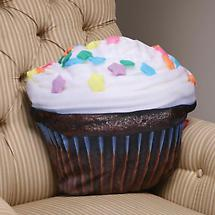 CUPCAKE FOOD PILLOW