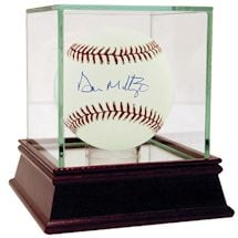 Don Mattingly MLB Baseball (MLB Auth)