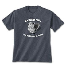 Excuse Me Squirrel T-Shirt
