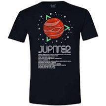 Planet T-Shirts- Jupiter