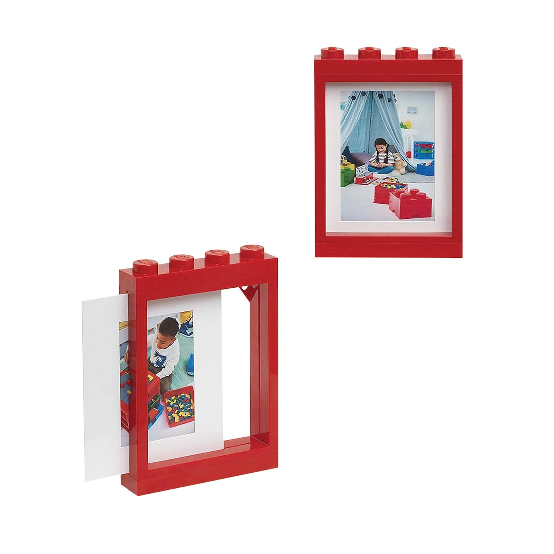 "miniature 11 - ROOM COPENHAGEN Lego Picture Frame for 5"" x 7"" Photograph, Child's Room Decor"