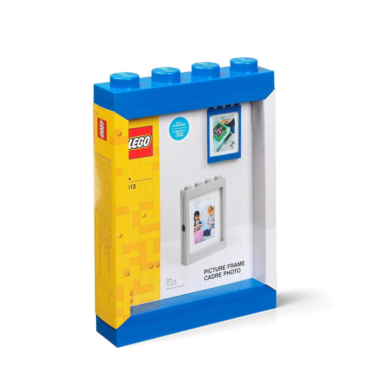 "miniature 9 - ROOM COPENHAGEN Lego Picture Frame for 5"" x 7"" Photograph, Child's Room Decor"