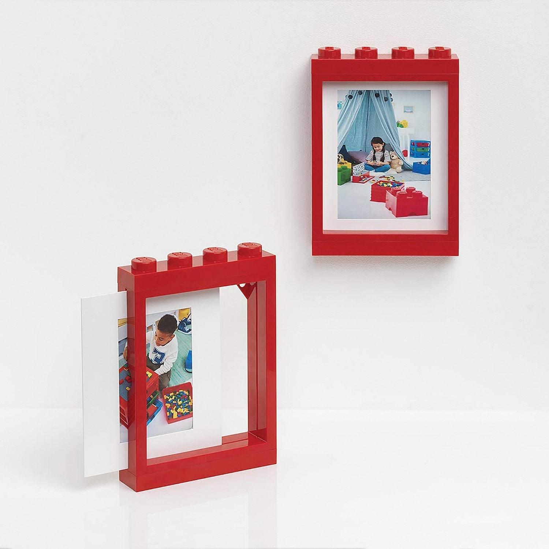 "miniature 12 - ROOM COPENHAGEN Lego Picture Frame for 5"" x 7"" Photograph, Child's Room Decor"
