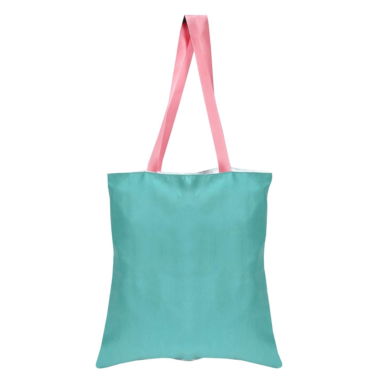Myxx-Women-039-s-Sequin-Magic-Swipe-Tote-Bags-Unicorn-Llama-Sloth-or-Flamingo-Bag thumbnail 9
