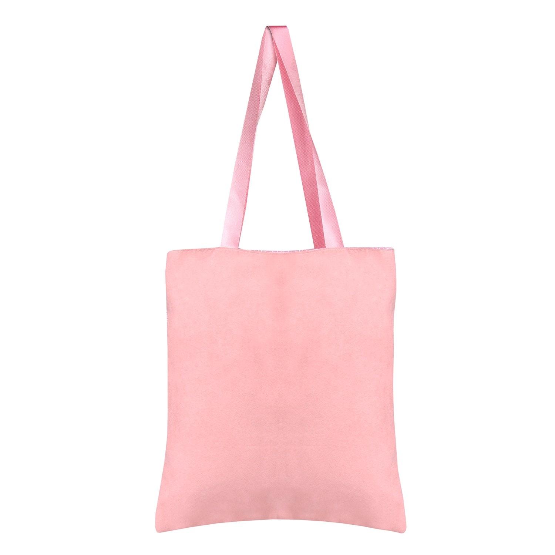 Myxx-Women-039-s-Sequin-Magic-Swipe-Tote-Bags-Unicorn-Llama-Sloth-or-Flamingo-Bag thumbnail 12